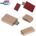 Ahşap Flash Bellek 8 GB AFB3281-8