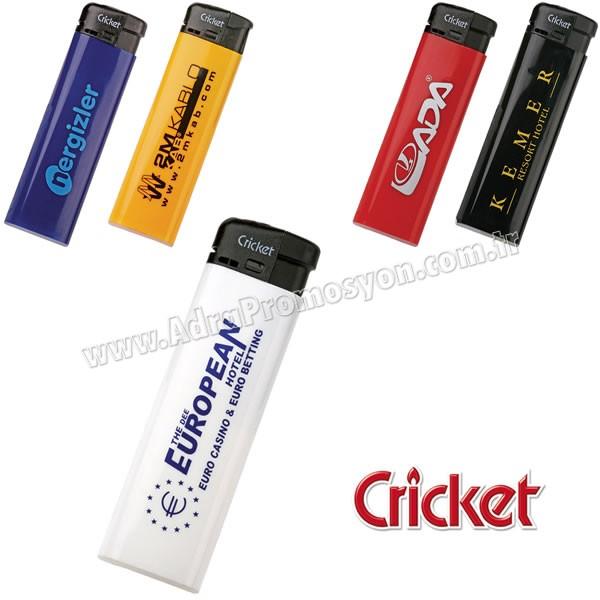 Promosyon Cricket Çakmak - Manyetolu Sibopsuz ACK5286-M