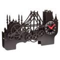 Dekoratif Saat İstanbul Boğaz Köprü Temalı AS20544