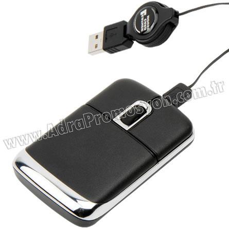 Promosyon Deri Mouse Optik GBA3124