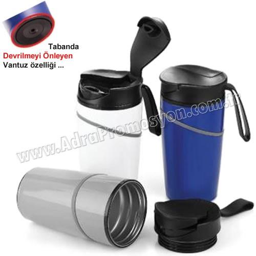 Promosyon Devrilmez Termos Bardak - Kupa - Mug 350 mL - Metal ATM21082