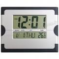 GDS793 Promosyon Dijital Duvar Saati Takvim ve Termometreli