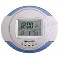 GDS795 Promosyon Dijital Duvar Saati Takvim ve Termometreli