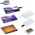 AFB3266-8 Promosyon Flash Bellek 8 GB - Kredi Kartı Formunda