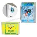 ABS782 Promosyon Magnetli Buzdolabı Saati