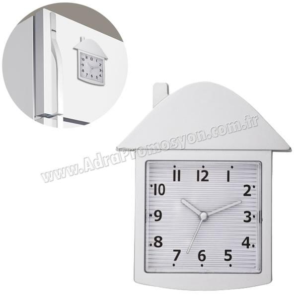 Promosyon Magnetli Buzdolabı Saati AS20562