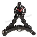 AS20519 Promosyon Dekoratif Mekanizmalı Saat