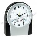 GMS223 Promosyon Masa Saati Termometreli ve Nem Ölçerli