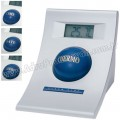 GMS230 Promosyon Masa Saati Termometreli Takvimli