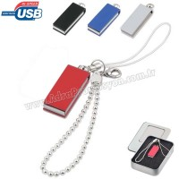 Promosyon Metal Flash Bellek 8 GB - Bileklikli AFB3275-8