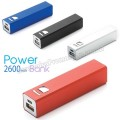 APB3754 Promosyon PowerBank 2600 mAh - Metal