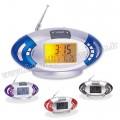 GRD130 Promosyon Mini Radyo Termometreli ve Takvimli