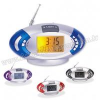 Promosyon Mini Radyo Termometreli ve Takvimli GRD130