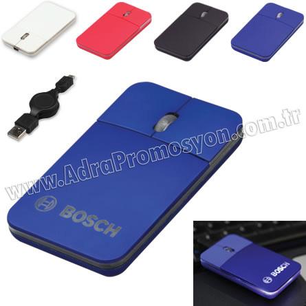 Promosyon Optik Işıklı Mouse GBA3130