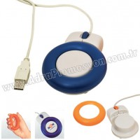 Promosyon Ortopedik Usb Mouse GBA3144