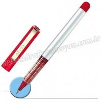 Promosyon Plastik Roller Kalem - Kırmızı GKP4250-K