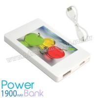 Promosyon PowerBank 1900 mAh APB3763