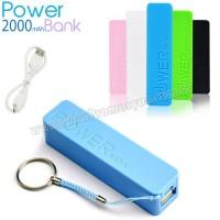 Promosyon PowerBank 2000 mAh - Anahtarlıklı APB3752
