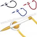 GKP4317 Promosyon Standlı Spiralli Banko ve Masa Kalemi