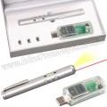 GBA3151 Promosyon Sunum Kalemi Lazer Pointer ve Led Fener