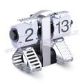 AS20529 Promosyon Dekoratif Robot Saat Yaprak Mekanizmalı