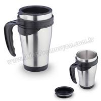 Promosyon Termos Bardak - Kupa - Mug 420 mL - Metal ATM21010