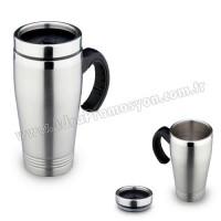 Promosyon Termos Bardak - Kupa - Mug 420 mL - Metal ATM21009