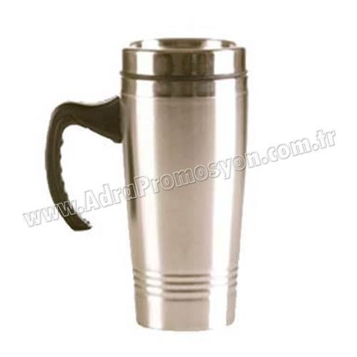 Promosyon Termos Bardak - Kupa - Mug 450 mL - Metal ATM21041