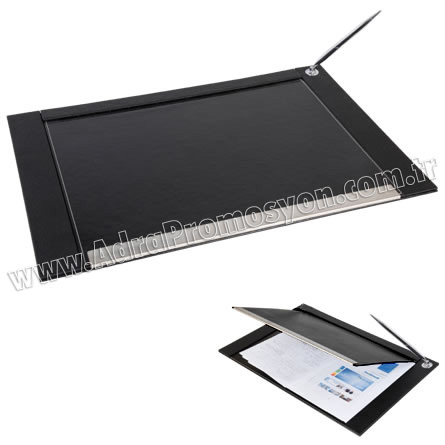Promosyon Ucuz Masa Sümeni Metal Standlı Kalemli GVMS323