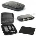 GBA3132 Promosyon Usb Çoğaltıcı Mouse Seti