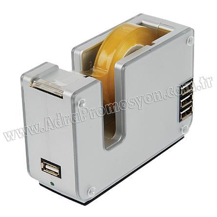 Promosyon Usb Çoğaltıcılı Bant Makinesi GBA3103