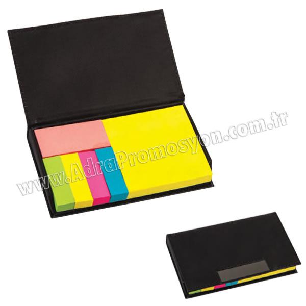 Promosyon Yapışkan Notluk Seti 5 Renk Notluklu AMG13007