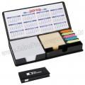 GMG4037 Promosyon Yapışkan Notluk Seti 6 Renk Takvimli ve Notluklu